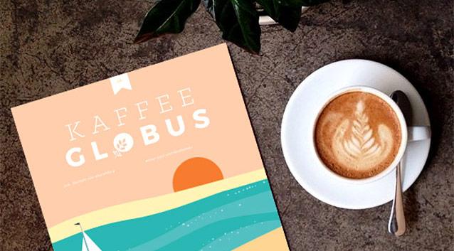 Über den Kaffee Globus