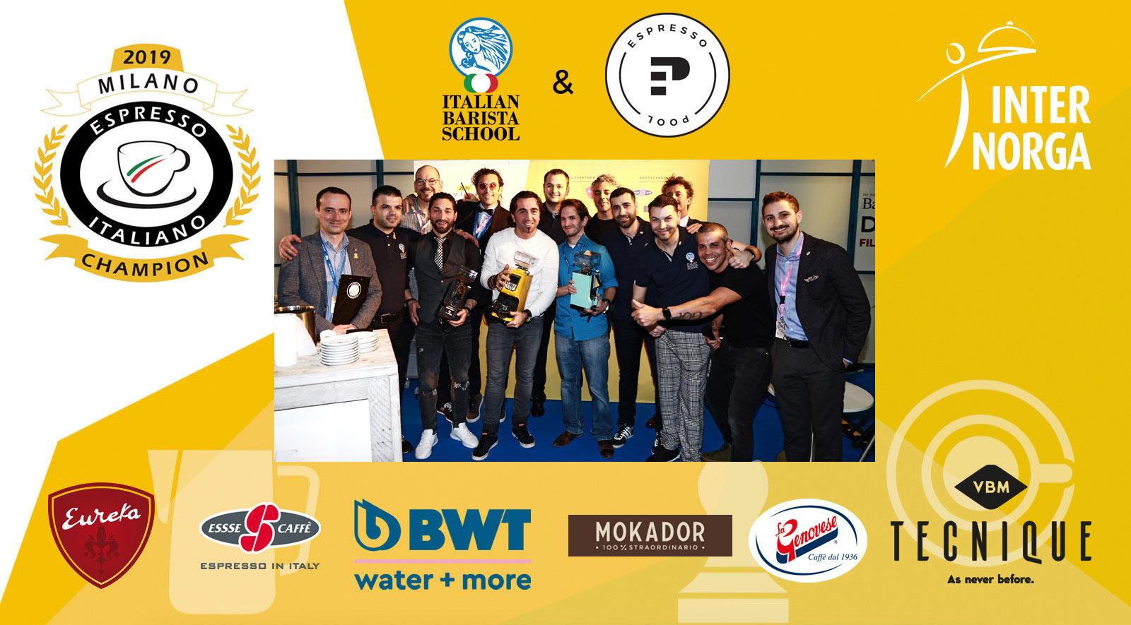 Die deutsche Espresso Italiano Barista Meisterschaft 2019 ist entschieden
