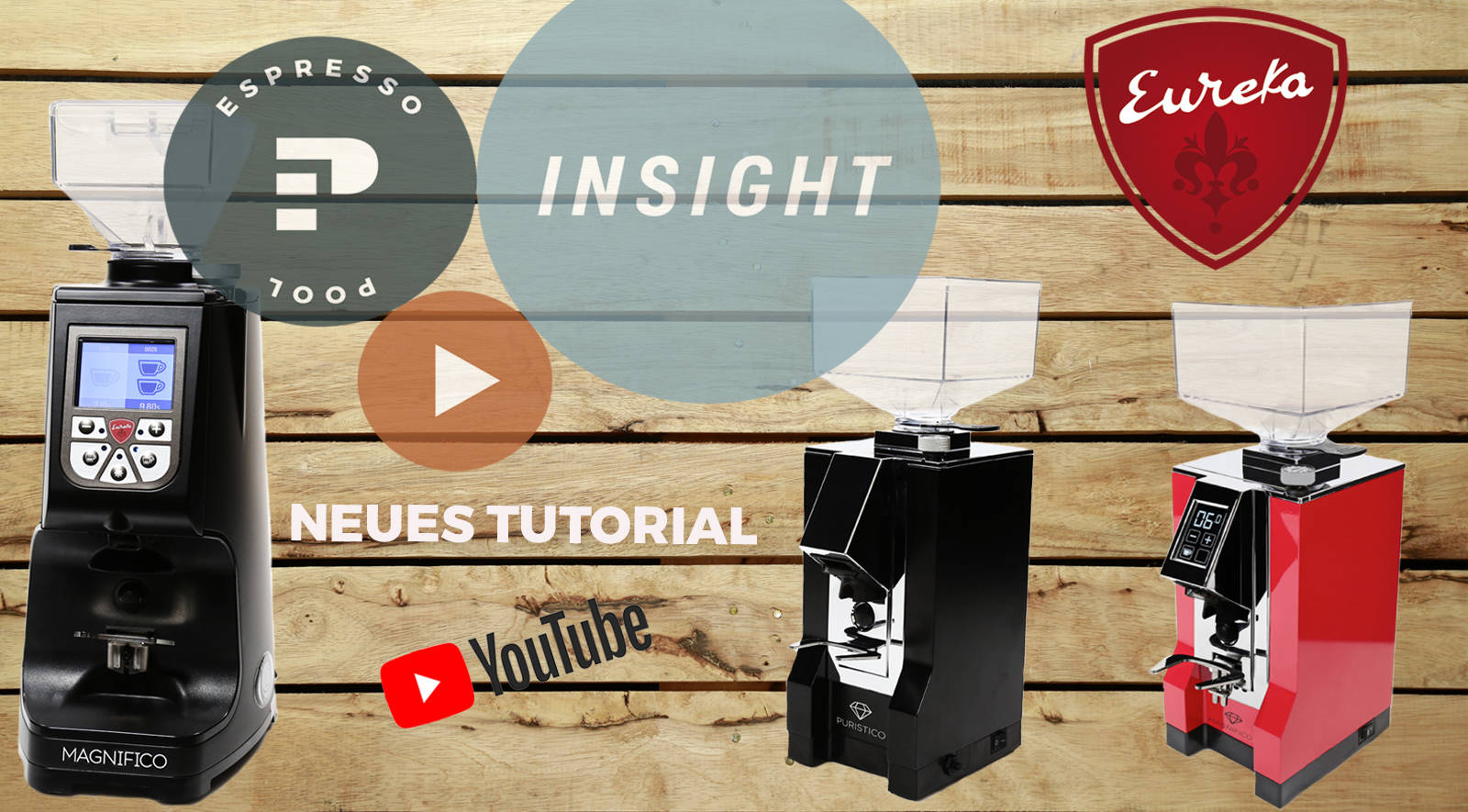 YouTube EspressoPool Insight