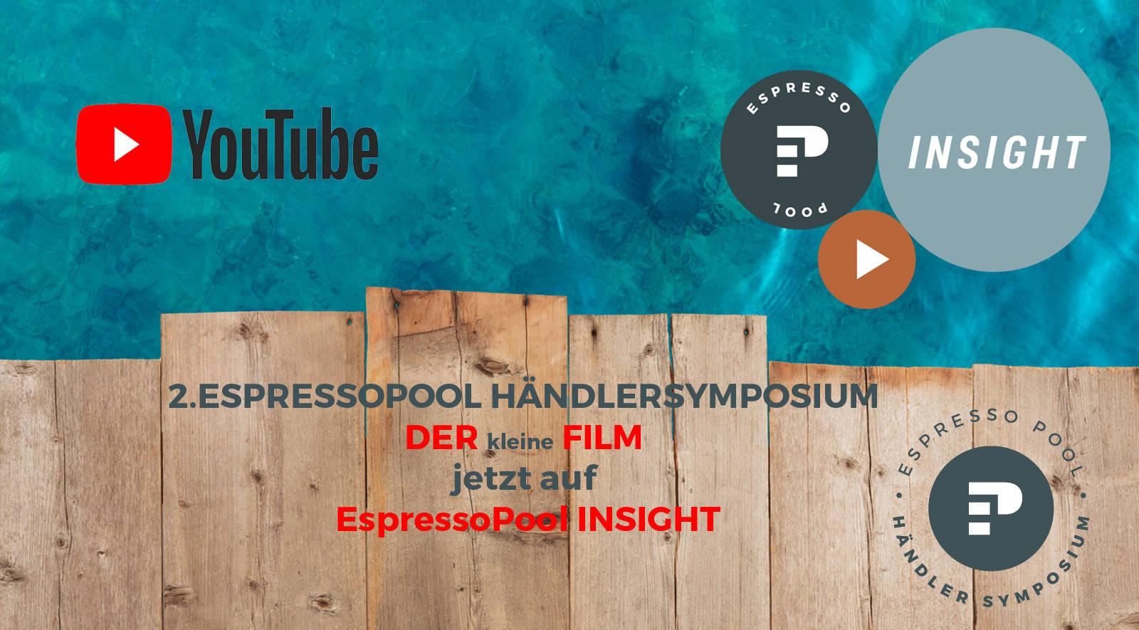 2. EspressoPool Händlersymposium jetzt bei YouTube