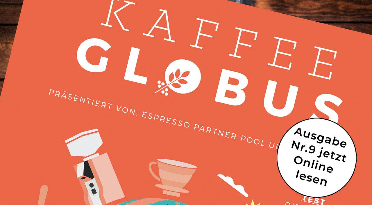 Kaffee Globus – Ausgabe 9