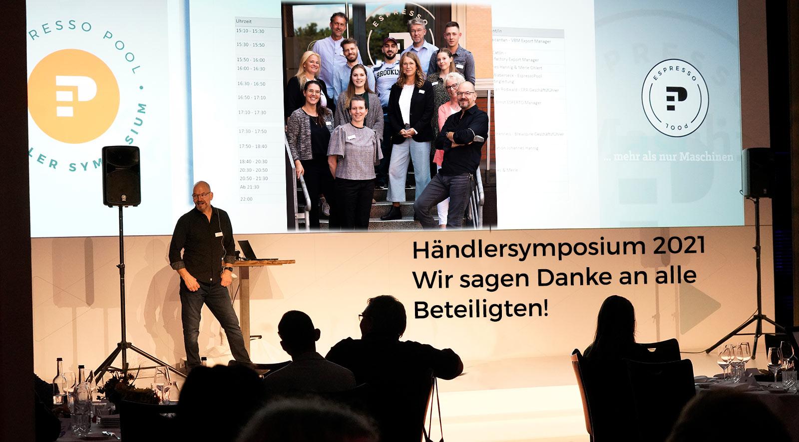 Espresso Partner Pool Händlersymposium 2021