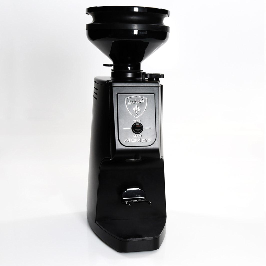Eureka Atom Pro black