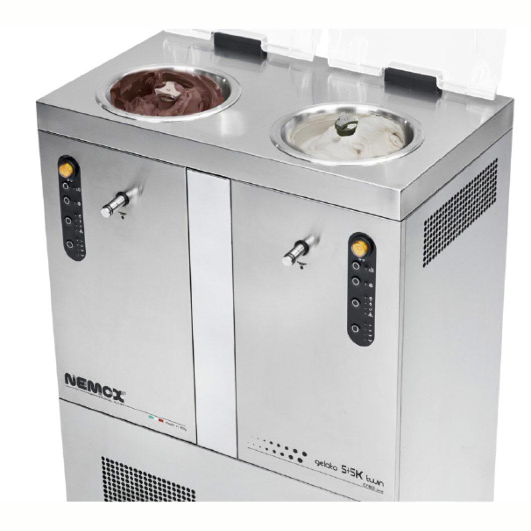 NEMOX 5K + 5K Twin Inox